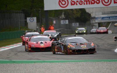 Team RaceArt-Kroymans: lastige eerste race in Trofeo Pirelli klasse