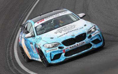 Team Bleekemolen pakt eerste pole position in BMW M2 Cup
