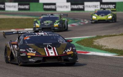 Coureur Max Weering kent sublieme start seizoen in Super Trofeo