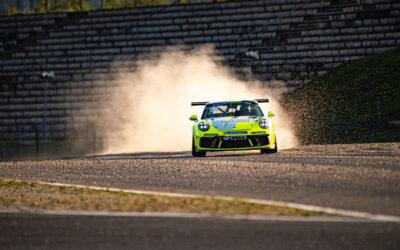Autocoureur Morris Schuring jongste debutant ooit in Porsche Carrera Cup Duitsland