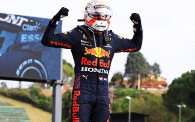 """Max Verstappen wint de Grand Prix van Emilia-Romagna: """"Geweldige race"""""""