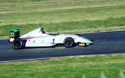 Eerste podium in Frans Formule 4 kampioenschap voor Daniël Ligier