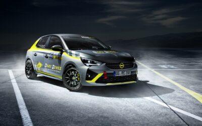 Nederlandse deelname aan 's werelds eerste elektrische rally-competitie