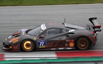 Team RaceArt-Kroymans tevreden met resultaten in Oostenrijk