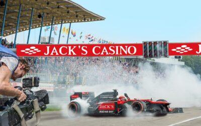 Jack's Casino nieuwe titelsponsor Racing Day