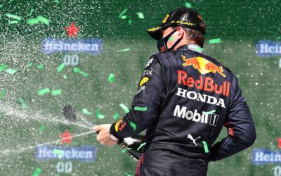 """Max Verstappen tweede in Grand Prix van Portugal: """"Ik deed alles wat ik kon"""""""