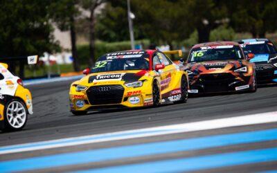 Tom Coronel haalt het maximale uit TCR Europe Series op Paul Ricard