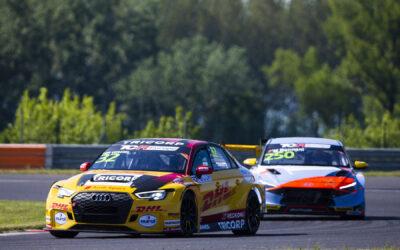 Tom Coronel toont snelheid bij seizoensstart TCR Europe Series