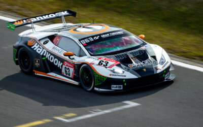Hankook FFF Racing Team calls on experience for the 24-hour classic at the Nürburgring