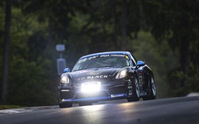 Spannende momenten en podium voor Tom Coronel op de Nürburgring