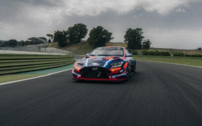 Topresultaten Hyundai in elektrisch toerwagenkampioenschap