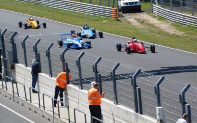Weekend van contrasten voor FFR-FOR op Zandvoort Race Classics