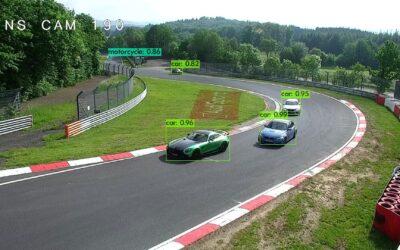 Veiligheid racecircuit Nuerburgring verbeterd met kunstmatige intelligentie Fujitsu