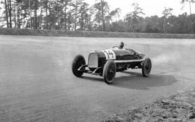 100 jaar geleden: Opel wint openingsrace op 'de AVUS'