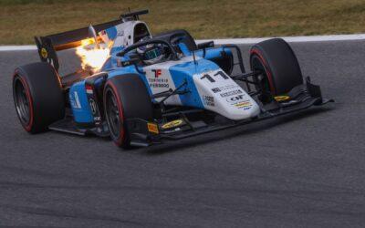 Inhaalraces Richard Verschoor op Monza niet beloond; eerste F2-podium voor Bent Viscaal