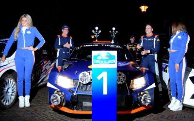 Kobus/Nortier winnen 39e editie Eurol Hellendoorn Rally